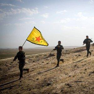 PKK/PYD Kürt partisini bastı