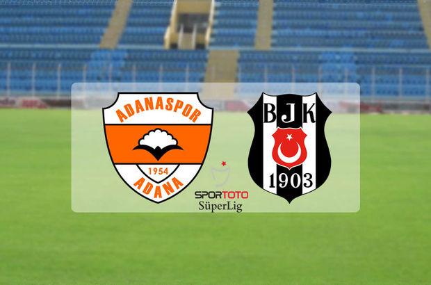 Adanaspor Beşiktaş