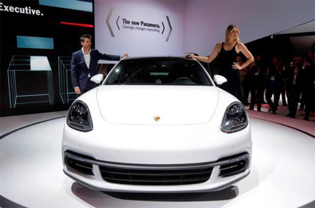 2016 Los Angeles Otomobil Fuarı