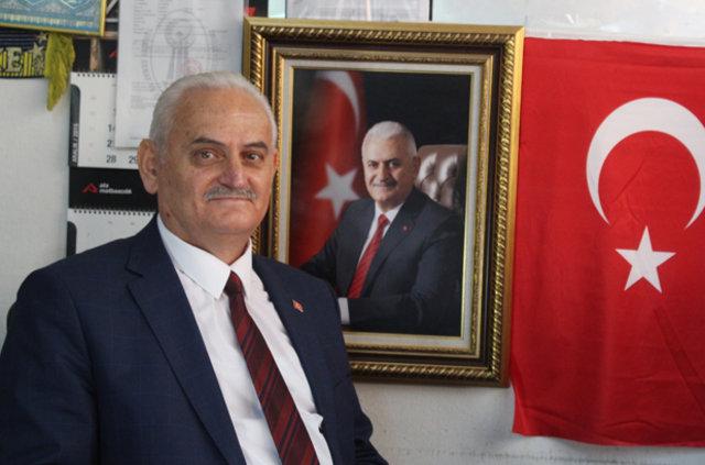 Başbakan'a ikizi kadar benzeyen Zekeriya Yetkin