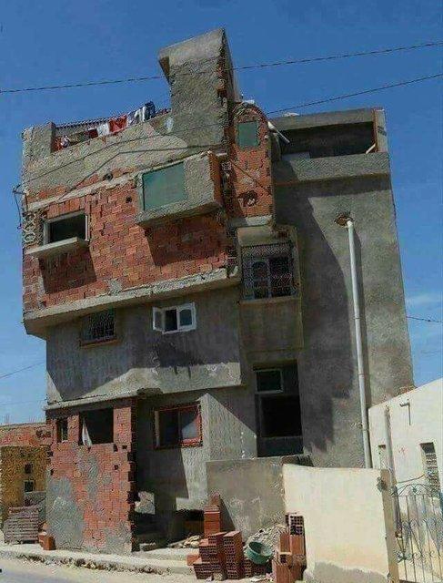 Bu kadarına pes dedirten mimarlık hataları