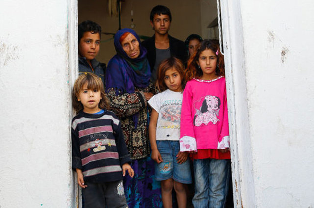 Suriyeli asırlık ninenin vatan özlemi