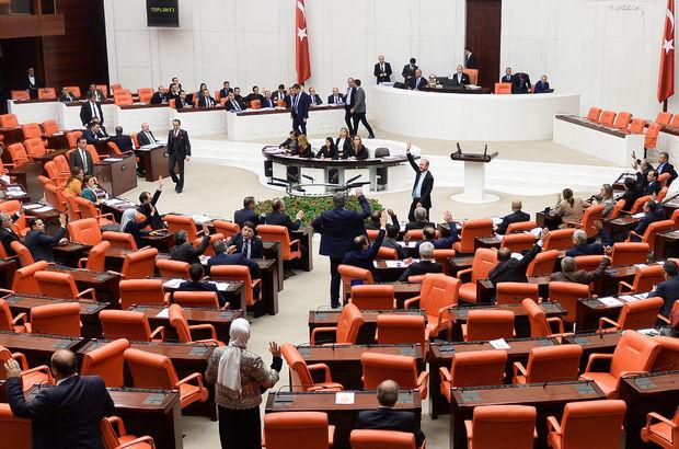 Meclis'te tartışma yaratan önerge