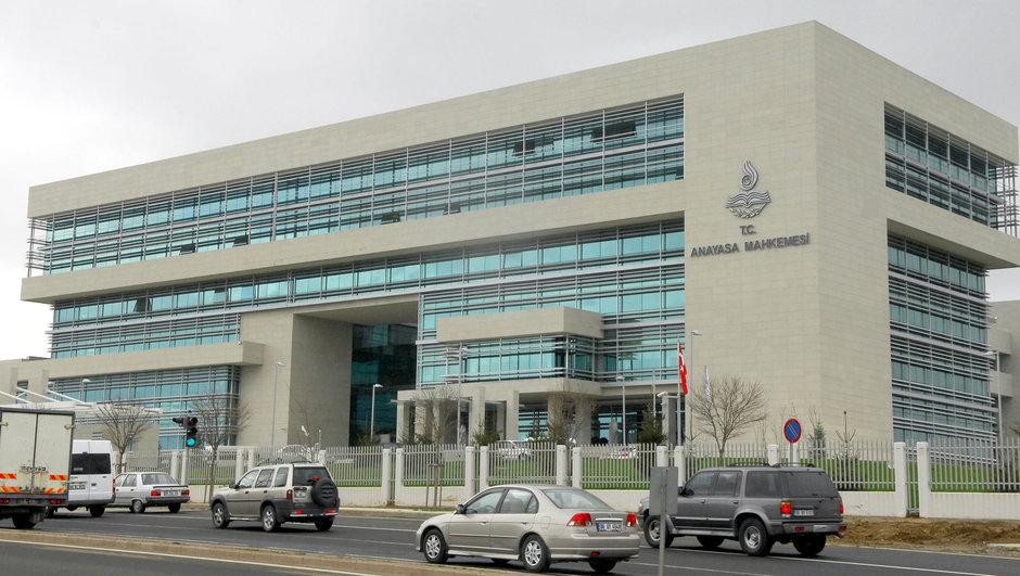 Anayasa Mahkemesi Binası