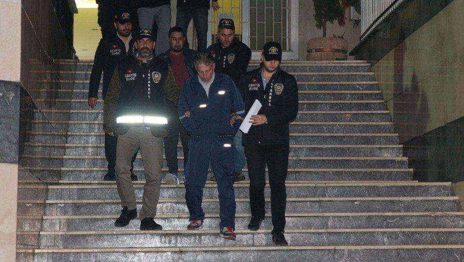Suriyeli ailenin 5 kilo altınını çalan hırsızlar yakalandı