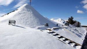 Erzurum'da hava sıcaklığı eksi 20 dereceye kadar düştü!