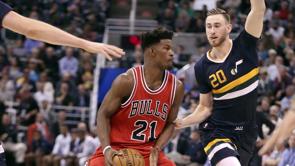 Chicago Bulls Utah Jazz