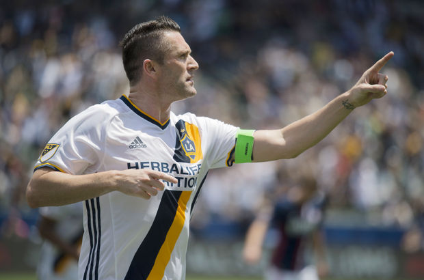 Robbie Keane MLS Los Angeles Galaxy