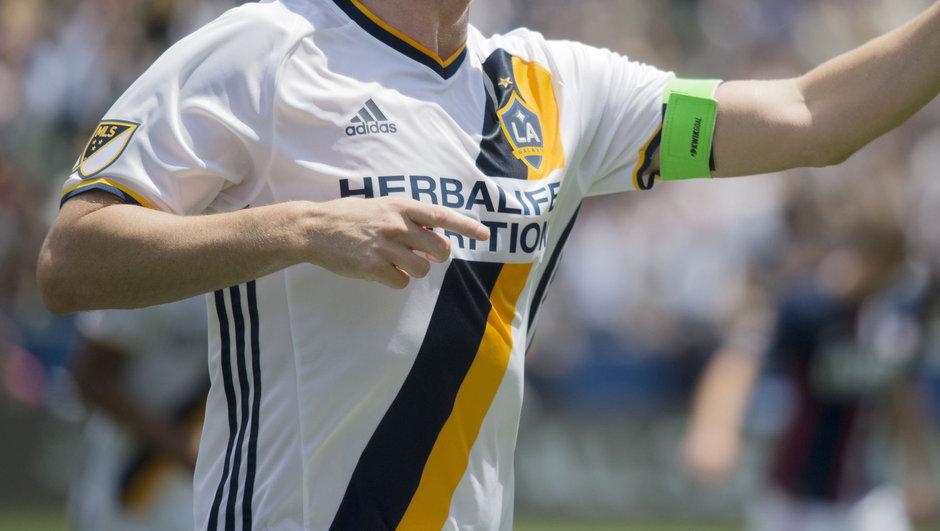 Robbie Keane MLS Los Angeles Galaxy
