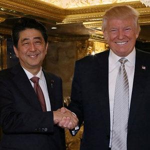 Trump ile ilk görüşen lider konuştu!