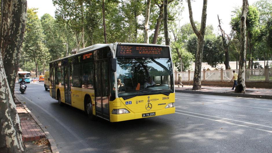 iett, otobüs