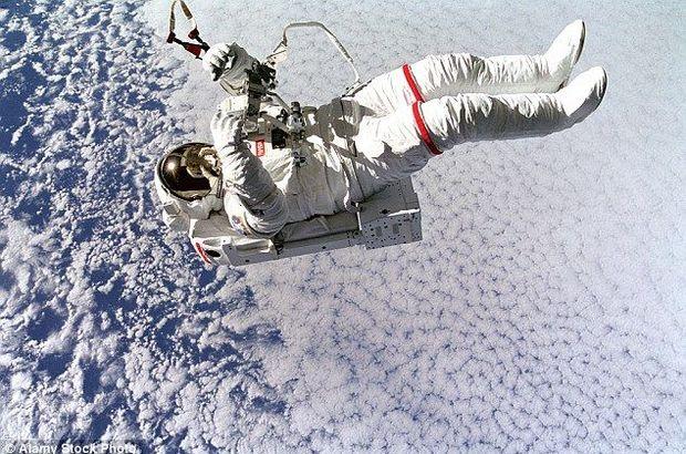 Çinli astronotlar