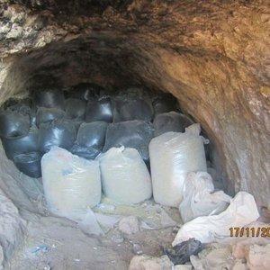 Diyarbakır'da mağara içinde bulundu!