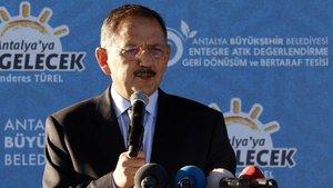 Çevre ve Şehircilik Bakanı Özhaseki: Tabiatın insanlardan intikam aldığı dönemler başlıyor