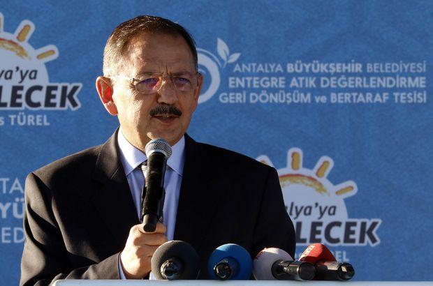 Antalya Mehmet Özhaseki