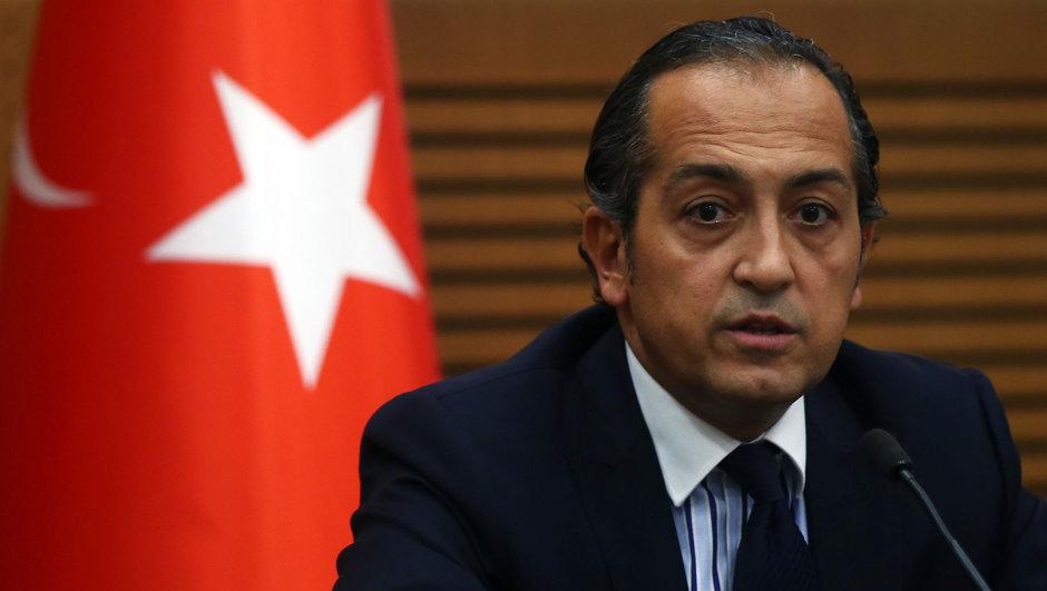 Hüseyin Müftüoğlu Fransa Dışişleri Bakanlığı