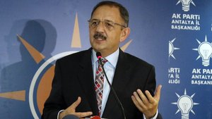 Mehmet Özhaseki: Belediyeyi lojistik üs gibi kullanıyorlar