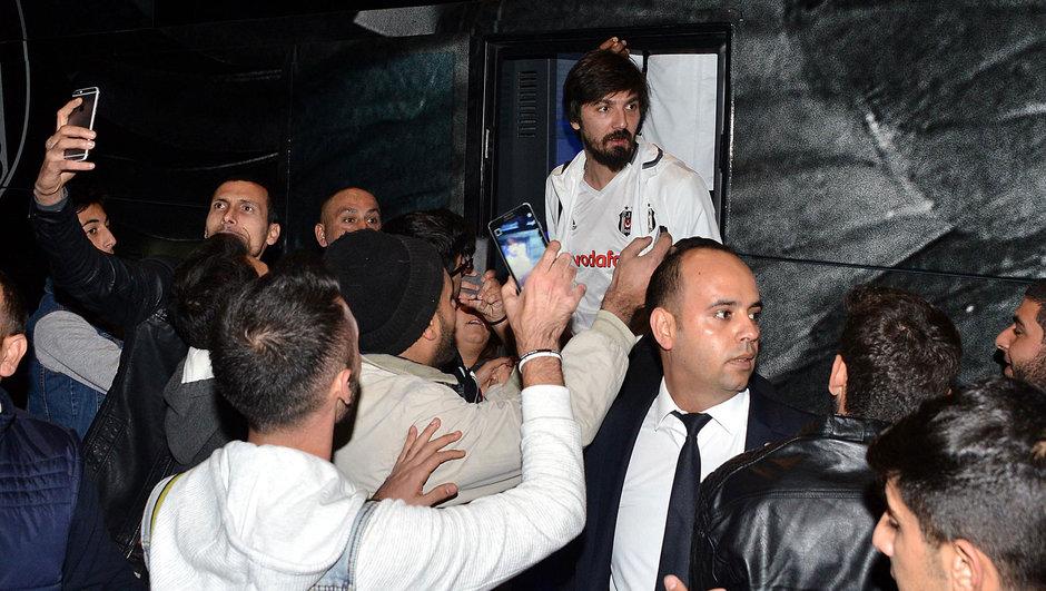 Tolga Zengin Beşiktaş
