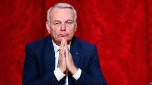 Fransa Dışişleri Bakanı Ayrault: Suriye hükümetinin işlediği suçu kimse inkar edemez
