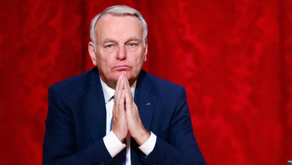 Jean-Marc Ayrault Fransa Suriye Esed