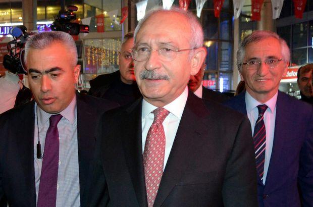 CHP lideri Kılıçdaroğlu Trabzon'da
