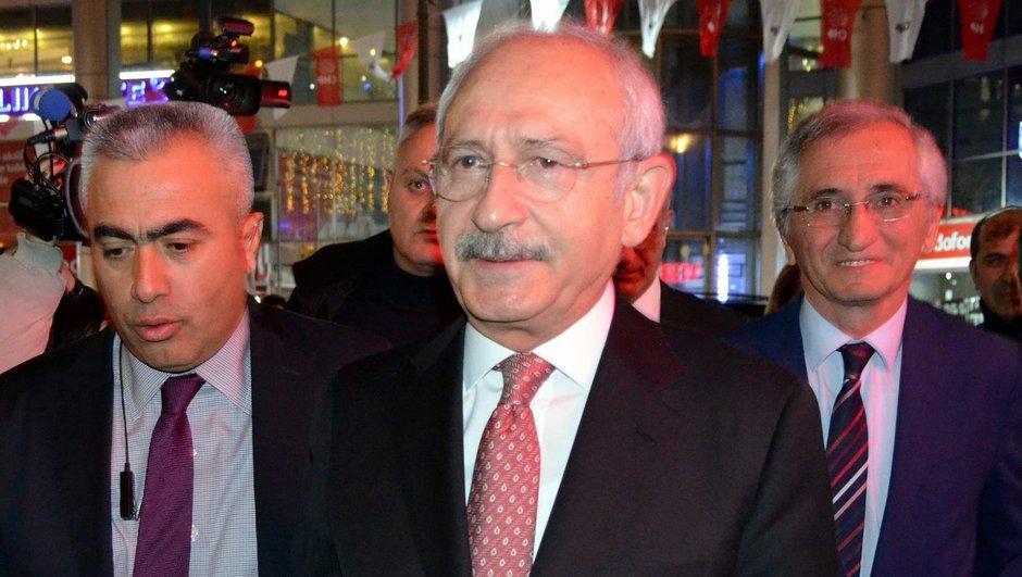 Kemal Kılıçdaroğlu Trabzon