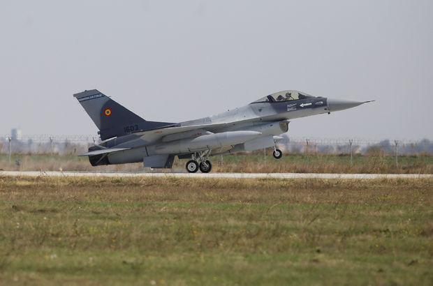 Irak ABD F-16