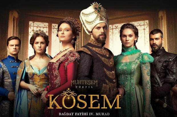Muhteşem Yüzyıl Kösem yeni sezon ilk bölümüyle yayında!