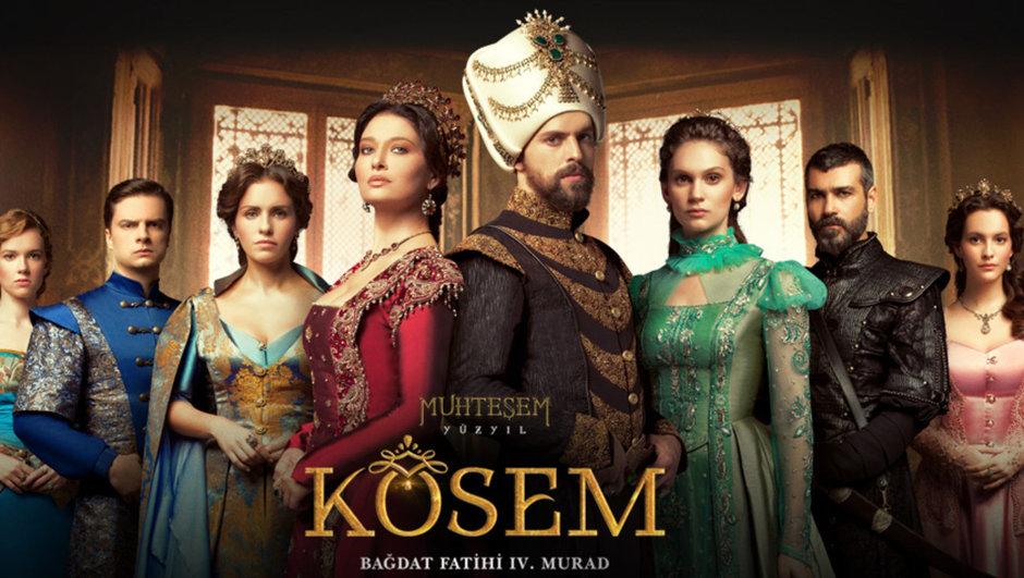 Muhteşem Yüzyıl Kösem yeni dizi ilk bölüm Fox TV