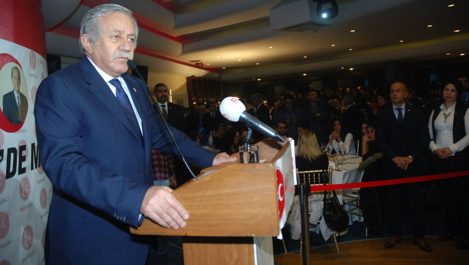 MHP Genel Başkan Yardımcısı Celal Adan