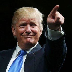 Trump geliyor!