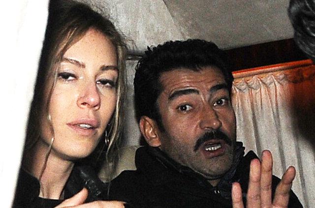 Kenan İmirzalıoğlu-Sinem Kobal çiftinin gergin gecesi