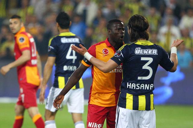 Kadıköy'de galibiyet göremeyen Galatasaraylılar...