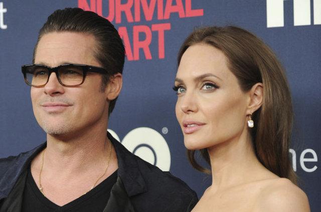 Brad Pitt ve Angelina Jolie boşanmasında yeni iddialar