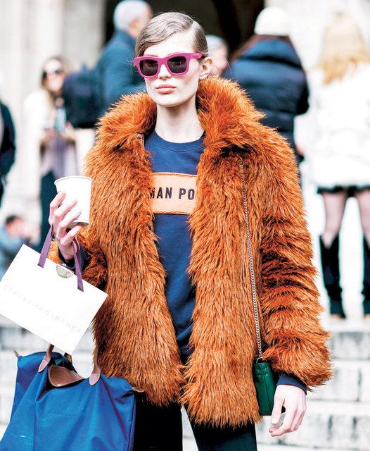 2016 kış modasının anahtar kodları: Sıcak ve havalı