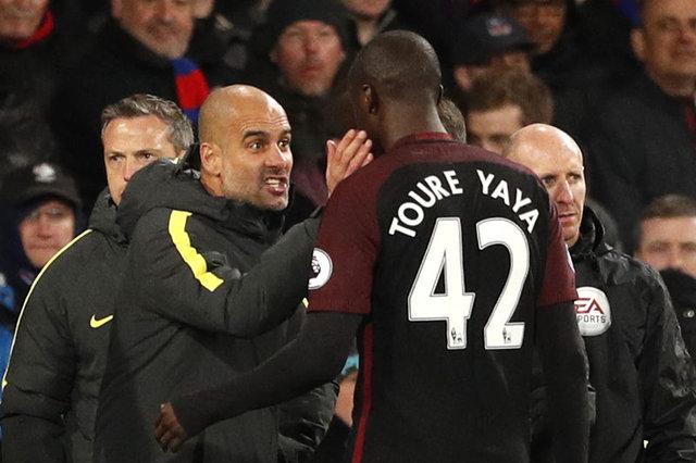 Yaya Toure geri döndü!