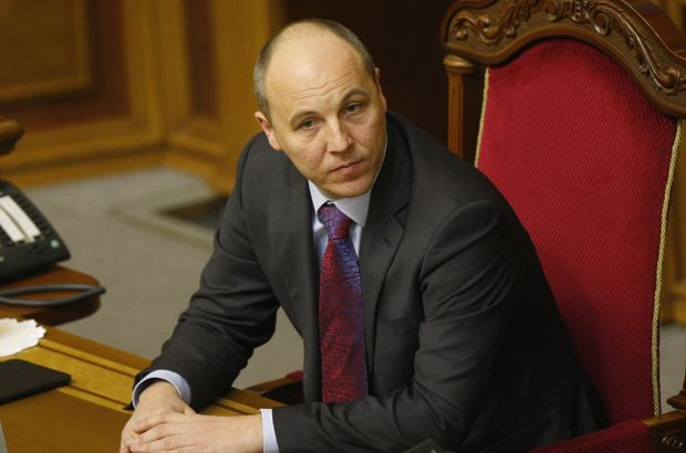 Andrey Parubiy Ukrayna