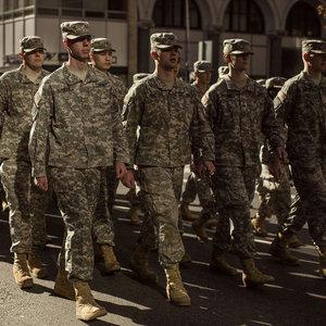 ABD askerlerinin Trump endişesi