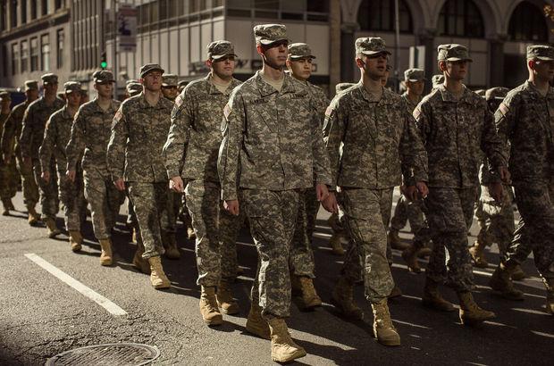 ABD askerlerinin dörtte biri Trump'ın vereceği kararlardan endişeli