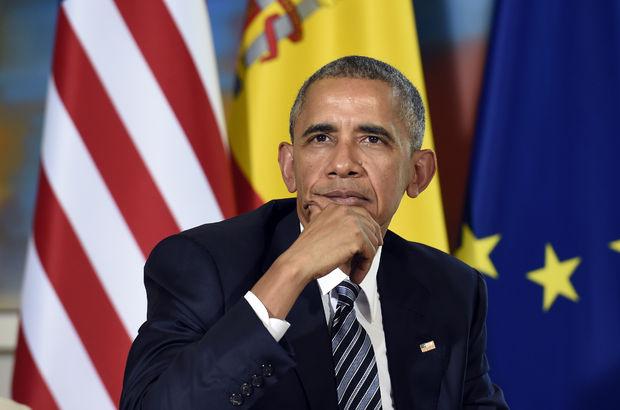 Obama ABD Petrol