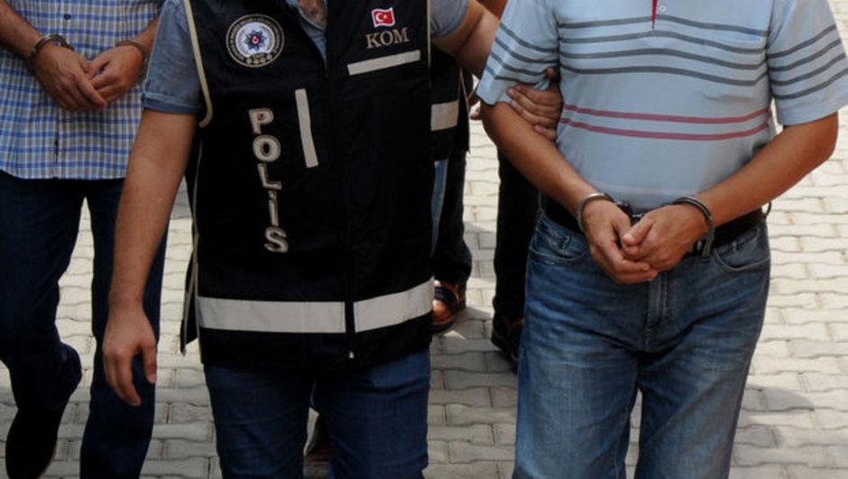 Gaziantep Suriyeli işadamı gasp FETÖ'cü polisler