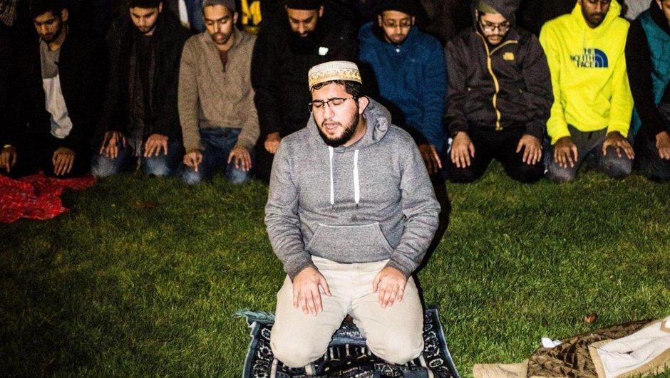 müslüman öğrenciler