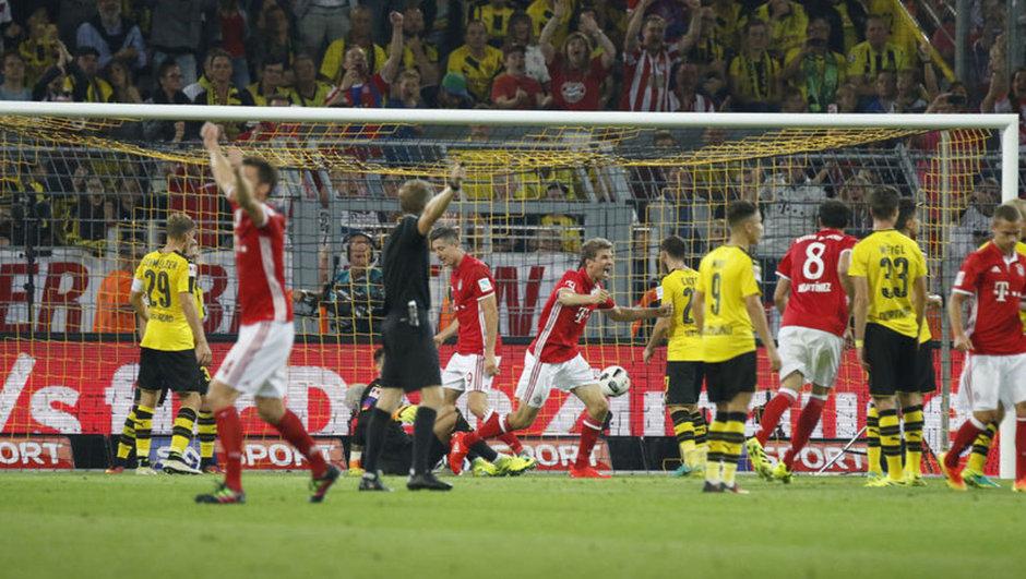 Borussia Dortmund Bayern Münih