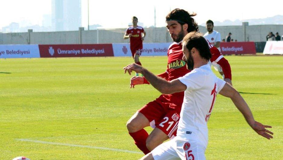 Ümraniyespor - Sivasspor