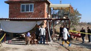 Burdur'da baba - oğul sobadan sızan gazdan zehirlendi