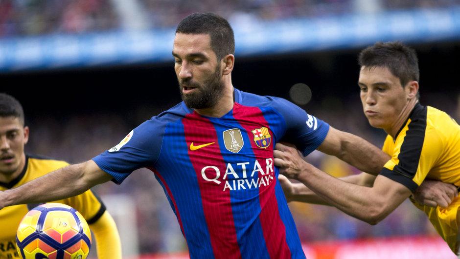 Barcelona: 0 - Malaga: 0