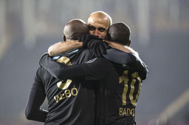 Osmanlıspor: 2 - Alanyaspor: 0