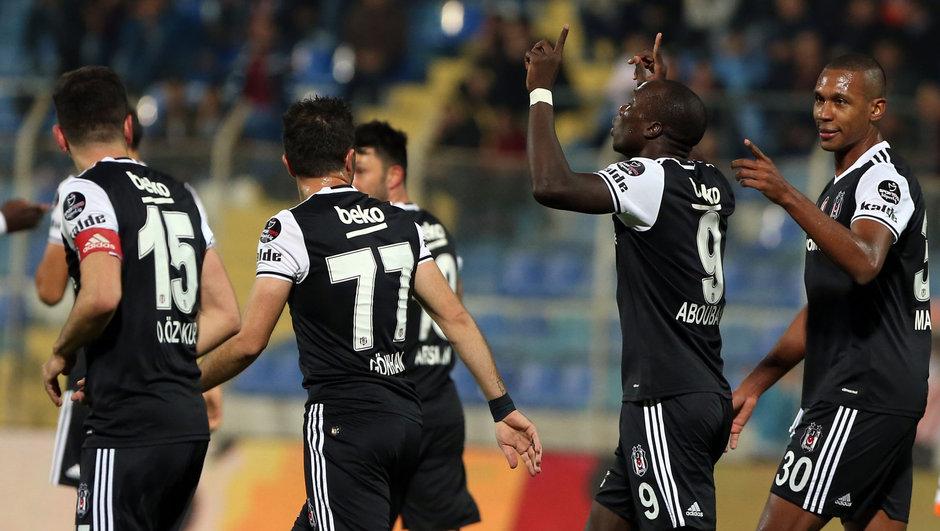 Adanaspor: 1 - Beşiktaş: 2 maç özeti
