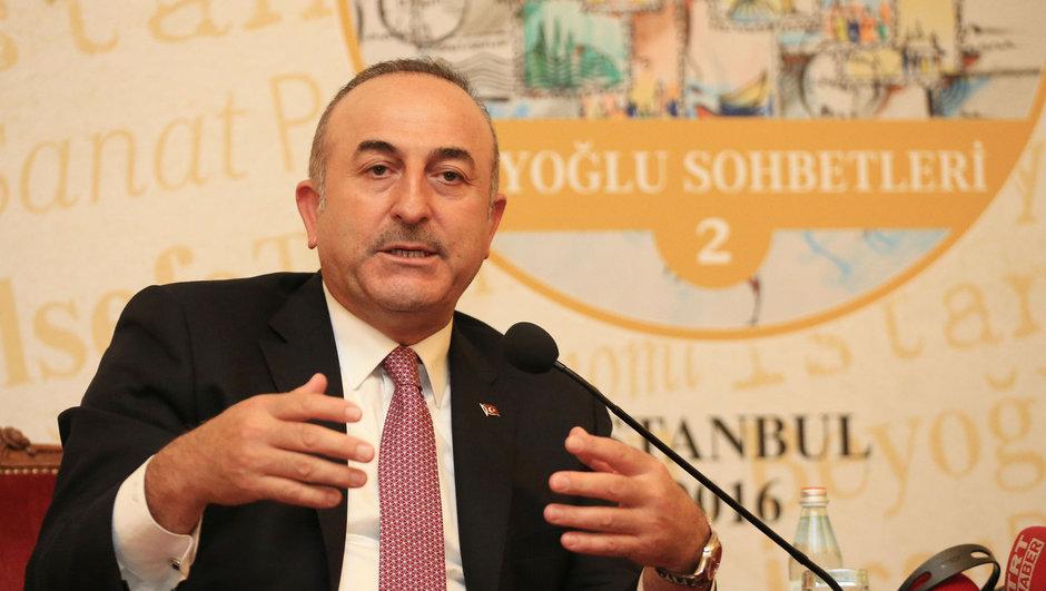 Mevlüt Çavuşoğlu Özbekistan