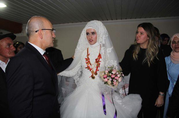 Mehmet Şimşek'in mutlu günü